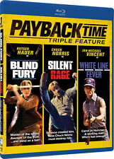 Payback Time: Blind Fury / Silent Rage / White Line Fever | Chuck Norris | New
