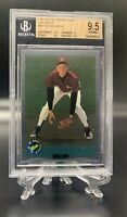 1992 Classic Draft Picks Derek Jeter RC FOIL BGS 9.5 Lower POP than PSA 1993 SP