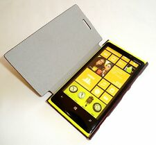 NO2 For Lumia 920 Wallet Faux leather Antique Book Flip Case Cover