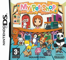 My Pet Shop Game for Nintendo DS Rated 3 PAL 042989