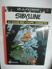"""Macherot & Taymans """"Sibylline et la Ligue des Coupe-Jarrets"""" en EO /Fouzemaker"""