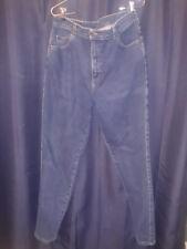 Lee Riders Womens Jeans Size 14 Dark Blue Denim Vintage EUC!