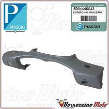 COPRIMANUBRIO POSTERIORE GRIGIO ORIGINALE PIAGGIO PER BEVERLY 125-200 2001