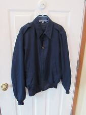Wool Blend Blue Jacket Liner Official Air Force size 42L 42 Long USAF Patriot