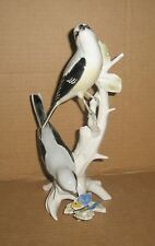 ENS Bird Figurine/ Shrike Pair