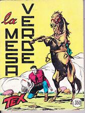Tex n. 31 (£ 350)