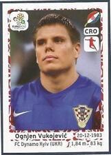 PANINI EURO 2012- #384-HRVATSKA-CROATIA-DYNAMOW KYIV-OGNJEN VUKOJEVIC