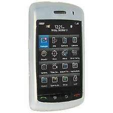 AMZER Lilly White Silicone Case - BlackBerry Storm 9530