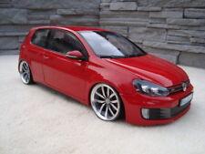1:18 VW Golf 6 GTI mit 19 Zoll VW Echt Alu Felgen Tuning Tiefer