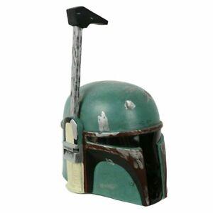 Star Wars helmet The Bounty Hunter Boba Fett helmet Mask Cosplay Halloween PVC