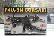 LINDBERG F4U-5N CORSAIR MODEL KIT SEALED