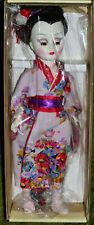 "Goebel Victoria Ashlea 1989 14.5"" Geisha Doll 912336-11 in Box"