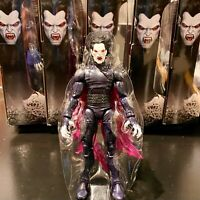 MORBIUS Living Vampire Spider-Man Marvel Legends Maximum Venom -no Venompool BAF