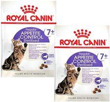 Royal Canin Sterilised 7+ Appetite Control, Diät-Katzenfutter: 2 x 3,5 kg = 7 kg