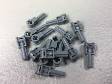 New LEGO Technic Pole Reverser Handle 6553 Dark Bluish Gray (x15) Mindstorms