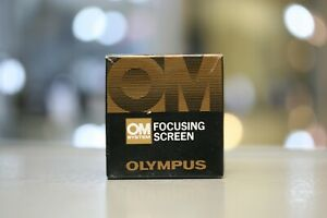 Olympus Focusing Screen 1-9 New Old Stock