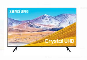 "SAMSUNG 75"" Class 4K Crystal UHD (2160P) LED Smart TV with HDR UN75TU7000 2020"