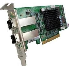 Qnap 12g Sas Dual-wide-port Storage Expansion Card - 12gb/s Sas (sas-12g2e)