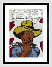 Pop Art Framed Decorative Posters & Prints