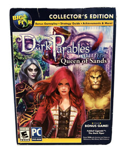 Dark Parables: Queen of Sands PC Game Factory Sealed NIB