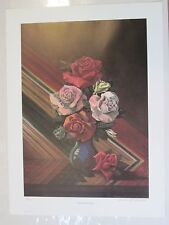 """""""Stained Glass Window"""" by Gerald L Sabatini, signed and Numbered limited edition"""