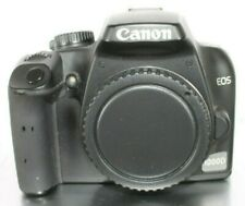 Canon EOS 1000D 10.0MP Black with Sigma 18-200mm Lens and 128GB memory card