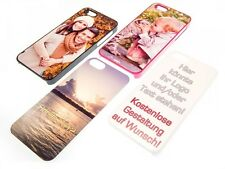 Hülle für iPhone 5 Schale Cover Case * eigenes Wunsch Foto Motiv Design Logo