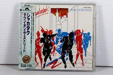 SHAKATAK: DOWN ON THE STREET, ORIGINAL JAPAN CD, 1984 POLYDOR