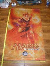 MTG Magic Chandra Planeswalker Cloth Poster Hanging Store Display