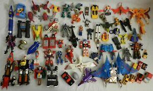 Transformers,Beast Wars,Depth Charge,Megazord,Decepticon,Ramjet,Go Bots,Lot 60+