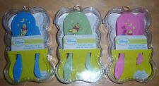 New Disney Winnie The Pooh Brush And Comb Set With Case, Baby Shower