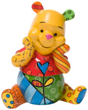 NEW Official Disney Figurine Winnie The Pooh Collectable Britto FREE AU SHIPPING
