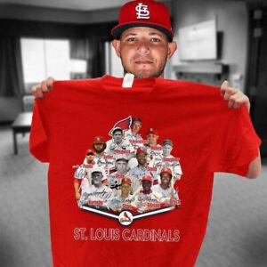 St.Louis Cardinals T Shirt Legend Champiions Baseball 2021 For Men Women Fan