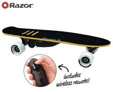 Razor X Cruiser Electric Skateboard with Wireless 2.4 GHz Remote