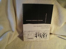 """The Salzburg Everyman"", Goodman Memorial Theatre, 1/12/58, w/Donald Buka"