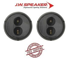 "JW Speaker 239 J2 Series 3.5"" LED Turn Signals - Smoked 07-18 Jeep Wrangler JK"