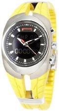 Orologio Pirelli pzero YATCHING anadigit giallo 7951901335 swiss digitale watch