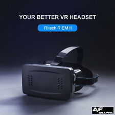 A26 Virtual Reality VR Headset 3D IMAX Video Glasses for Motorola Google Nexus 6