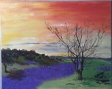 Michelle Holmes~Australian Artist~original painting~Beautiful Country Scene