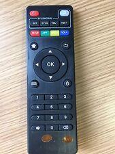 TÉLÉCOMMANDE POUR ANDROID TV BOX T8 T6 M8 M5 UK VENDEUR MÊME JOUR BATEAU