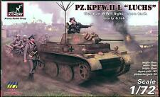 Armory Models 1/72 Pz.Kpfw. II L PANZER II LUCHS German WWII Light Recon Tank