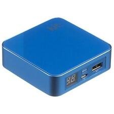 Kit PWRP6BLKT Universal Premium Portable Power Bank Blue 6000mah LED Indicator