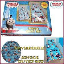 Thomas & Friends Duvet Cover Set Single Tank Engine Bedding Reversible