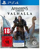 Assassins Creed Valhalla UNCUT inkl. PS5 Upgrade (PS4)