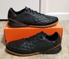 Nike TiempoX Finale Ronaldinho 10R IC Men's Sz 11 NEW AQ2201 007 NoLid Shoes