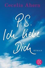 P. S. Ich Liebe Dich (German Edition) Ahern, Cecilia Free Shipping