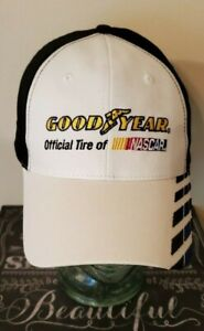 Goodyear NASCAR Racing Hat Official GoodYear Coll Tag on inside NWOT