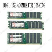 1GB 2GB 4GB DDR1 400Mhz PC3200 CL9 Low Density RAM Desktop Memory For Kingston