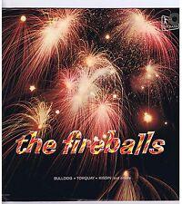LP THE FIREBALLS FEATURING CHUCK THARP (TOP RANK)
