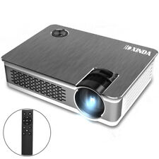 1080P Video Projector with 200 inch Display and 3500 Lumens Support All Devices
